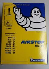 """WR125R """" TUBO RUOTA ant. 80/90-21 MICHELIN """""""