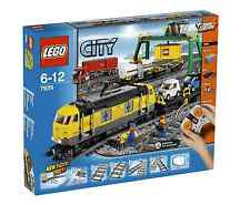 BRAND NEW LEGO 7939 City Cargo Train Retired Hard to Find Rare CIty Train Set