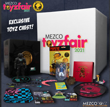 Mezco One: 12 - Toyz Fair 2021: Exclusive Toyz Chest: Includes Krig-13 (MIB)