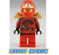 LEGO Minifigure - Kai ZX with armor- Ninjago njo032 FREE POST