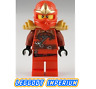LEGO Minifigure - Kai ZX with armor- Ninjago njo032 FREE POST