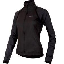 Pearl Izumi NWT Fly Convertible Jacket Size XL Black Zip Up Long Sleeve