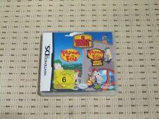 Fineo e Ferb + Fineo e Ferb avanti a tutta forza 2 Disney giochi per Nintendo DS