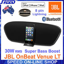 JBL OnBeat Venue LT Bluetooth Speaker Lightning for iPhone 5/5s/6/7/8/8Plus/X