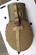 original WH   Feldflasche  CFL 41  DAK trop   Korpus &  Becher Alu