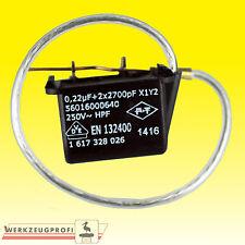 BOSCH Entstörfilter Entstörkondensator Kondensator für PBH und GBH 1617328026