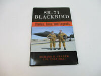 Lockheed SR-71 Blackbird strategic reconnaissance aircraft Author Signed 2002