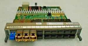 JUNIPER MIC-3D-20GE-SFP-A,20-Port Gigabit Ethernet MIC with SFP Router Module.