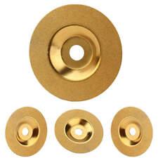 """4"""" Disco Abrasivo Diamantato per Smerigliatrice Angolare 100mm * 16mm Oro"""