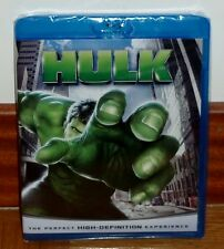 HULK THE FILM BLU-RAY NEW SEALED SCIENCE FICTION FANTASTIC (UNOPENED)