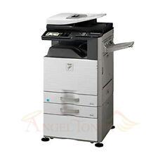 Sharp MX 3116N Color Duplex Printer Scanner Copier 31PPM Laser Tabloid Ledger