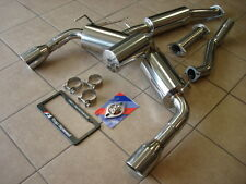 Top Speed Pro-1 Performance Exhaust System Fits Infiniti FX35 FX37 FX50 09-14