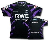 Maillot rugby Ospreys home Kooga neuf Taille XL