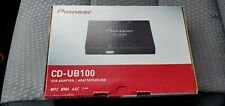 Pioneer CD-UB100 USB CDUB100 Adapter Module Complete w/all cables and wiring