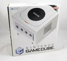 Nintendo GameCube Konsole Weiß / Pearl White + Original Controller in OVP