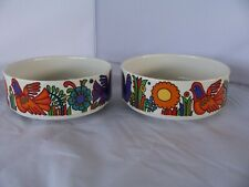 Villeroy And Boch  Acapulco Breakfast Bowl  X 2.