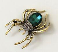 Unique Spider brooch pendant