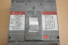 GE SGLA36AT0600  3 Pole 600 Amp Trip Ciruit Breaker Spectra RMS