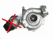 Turbolader Ohne Elektronik Audi A4 / A5 / A6 / Q5 / Seat Exeo 2.0 TDI 125 Kw