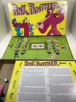 Vintage 1977 Pink Panther Board Game Warren Games For Parts Missing Pieces