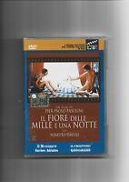 """PIER PAOLO PASOLINI FILM """"IL FIORE DELLA MILLE E UNA NOTTE"""" .DVD NUOVO SIGILLATO"""