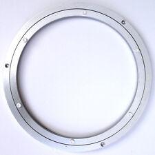 "10"" pulgadas 255MM Cojinete De Tocadiscos De Aluminio giratoria Lazy Susan redondo-UK"