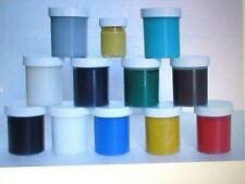 Liquid opaque Pigment Sampler Kit, 12 Colors, 1oz each