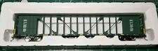 (Upgraded) Walthers Gold Line Canadian Pacific CP 72' Centerbeam Flat Car