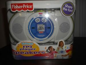FISHER PRICE...KID-TOUGH FP3 SPEAKERS.....BRAND NEW