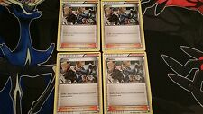 Pokemon Trainer Supporter Cassius x4 115/146 XY Base Set Playset (NM/Mint)