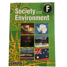 Society and Environment Workbook F RIC Publications