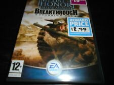 Medal of Honor Allied Assault: Breakthrough add on Pack   Pc game