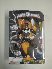 Bandai | Power Rangers Legacy - Mighty Morphin Black Ranger | Brand New BAF
