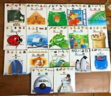 Lot 16 FIRST DISCOVERIES Children's Science Books All CHINESE Ladybugs Animals