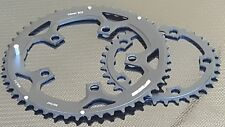 2x FSA PRO Chainrings (34 + 50t) COMPACT Chain Rings 10/11s Road Bike (NEW)
