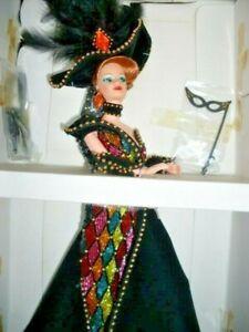Barbie 1993 Bob Mackie Masquerade Ball doll , 6th in Series - NRFB/shipper