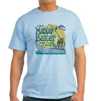CafePress Master Baiter T Shirt 100% Cotton T-Shirt (1274834859)