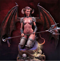 1/24 DAMNED LUST Resin Kits Unpainted Model GK Unassembled