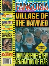 1995 Fangoria Horror #143 X Files Tingler Species Village of the Damned Scanners