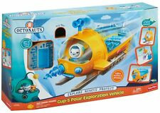 Octonauts GUP-S POLAR EXPLORATION Vehicle Playset (+ Barnacles Figure & Acces...