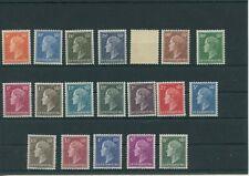 Luxemburg Jahrgang yearset 1948 lot aus Mi. 442-459 postfrisch ** MNH ohne 446