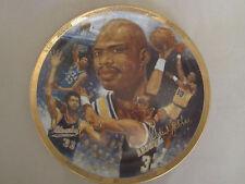 KAREEM ABDUL-JABBAR collector plate PATH OF GLORY Signed RARE Basketball NBA