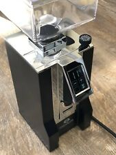 Eureka MIGNON SPECIALITA Espressomühle * schwarz + chrom *Timer 1&2 Tassen* DEMO