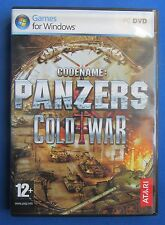 ★☆☆ PC DVD Game - Codename: Panzers Cold War ☆☆★
