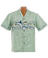 Marlin Hawaiian Aloha Shirt