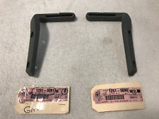 NOS Camaro Z28 Trans Am Convertible Rear Belt Guides Med Gray 1 Year Only 1992