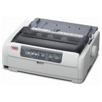 Oki Microline 690 Dot Matrix Printer - Monochrome 24-pin - 480 Cps Mono - 360 X