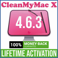 CleanMyMac X 4.6.3 FULL VERSION ✔ 2020 🔐 LIFETIME LICENSE ✅ INSTANT DELIVERY