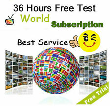 12 Months Smarters Pro IP TV Subscription STB MAG Smart TV M3U Android Box Adult