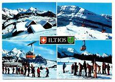 Iltios 1350 m ob Unterwasser im mObertoggenburg Postcard Switzerland Cable Car